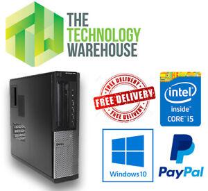Dell-790-DT-PC-Intel-i5-Quad-Core-CPU-up-to-16GB-Ram-Fast-SSD-Windows-10-Pro