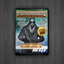 Platinum Videos New Jointz V38 Hip-Hop Rap R&B Music Videos on DVD Video DVDs