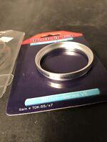 Tokina Stepping Ring,55mm-s7