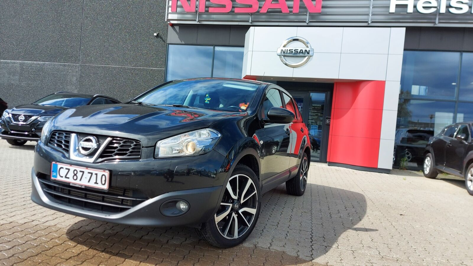 Nissan Qashqai 1,6 dCi Acenta 5d - 79.999 kr.