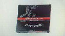 CATENA CAMPAGNOLO RECORD 9V nel box originale campagnolo
