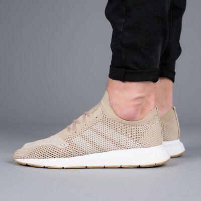 differently 3ede7 23416 NEW Adidas $160 Men's Swift Run Primeknit Shoes CQ2890 | eBay