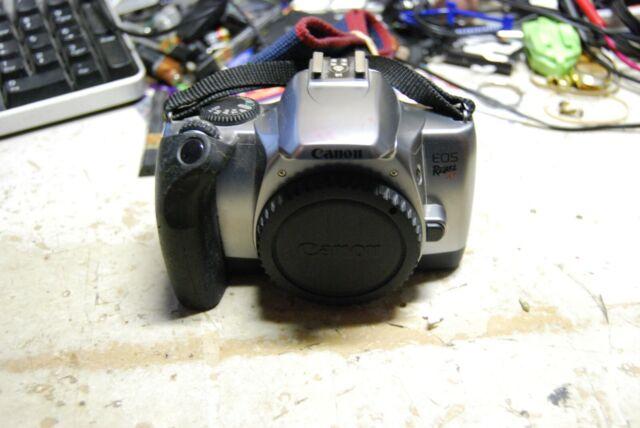 Canon Rebel Eos K2 Camera Body W   Strap Free Shipping