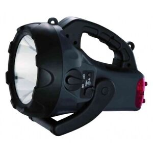 Torcia 1 LED 10 WATT ricaricabile - CFG PATRIOT