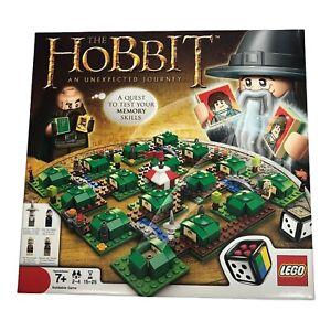 Lego The Hobbit: An Unexpected Journey (3920)Missing Microfigures