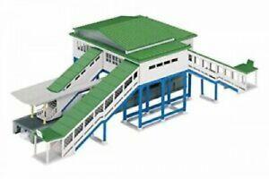 KATO-N-gauge-on-bridge-Station-23-200-model-railroad-supplies-4952844232009