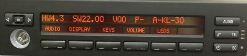BMW Radio MID pixel reparatur Flexband Kontaktfolie e38 e39 e53 Land Rover L322