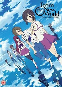 From-The-New-World-Complete-Series-DVD-New-amp-Sealed-ANIME-Region-2-MVM