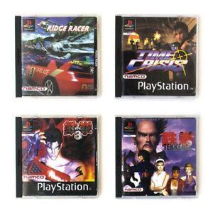 PlayStation Coasters Vol 2 Namco Series NEW