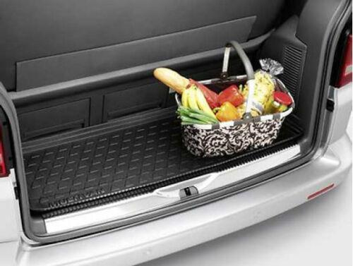 ORIGINAL VW Kofferraummatte Gepäckraumeinlage Matte Einlage VW T5 7E5061161