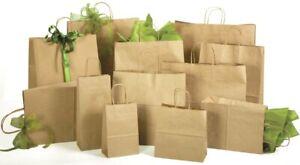 Brown-Kraft-Paper-Gift-Bags-Bulk-with-Handles-13-034-x7x12-034-100Pcs