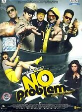 No Problem - Bollywood DVD Hindi India Movie