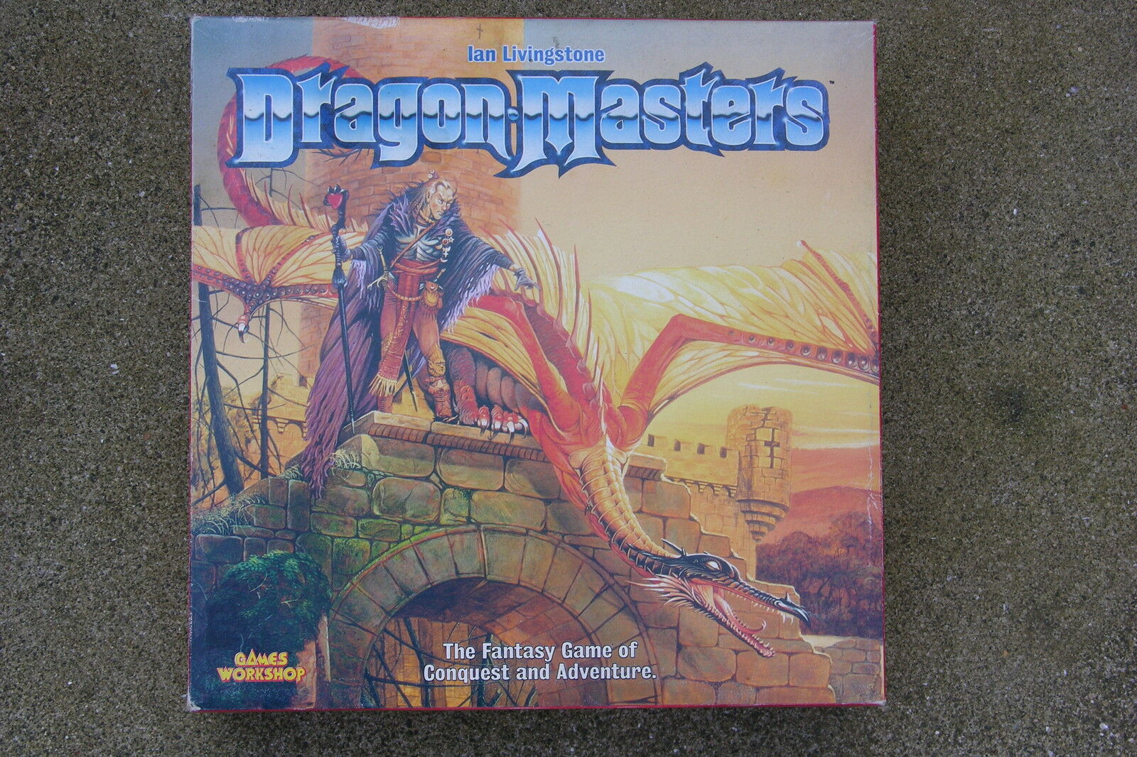 DRAGON MASTERS GAMES WORKSHOP SEALED