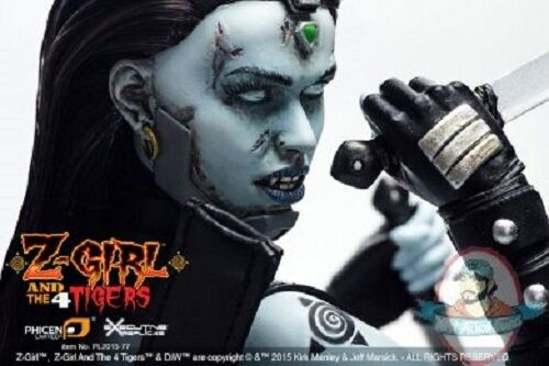1 6 6 6 Scale Phicen Limited Action Doll Z-Girl PL-2015-77 e36d61