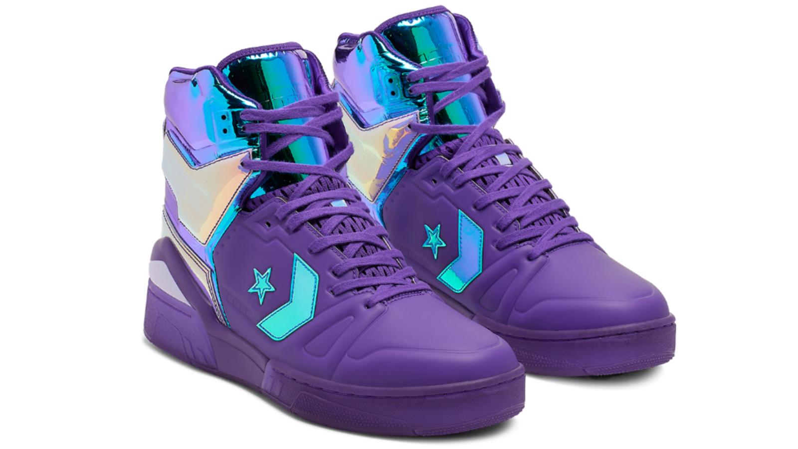 CONVERSE ERX Impress Jewel high violet violet 163796 C Homme Mode De Vie Taille 8-13
