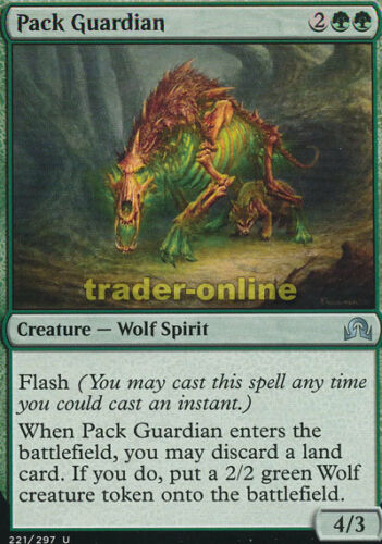 meute gardiens 2x pack Guardian shadows over Innistrad Magic