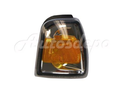 For 06-07 FORD RANGER FRONT BUMPER VALANCE PARK FOG LIGHT 6