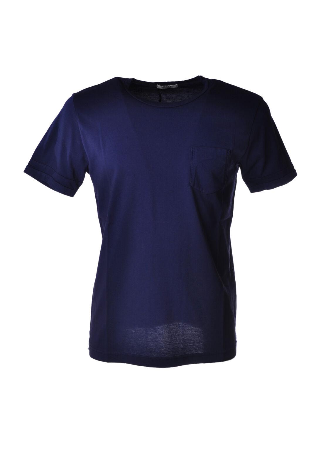 CROSSLEY - Topwear-T-shirts - Man - bluee - 5021418G184320