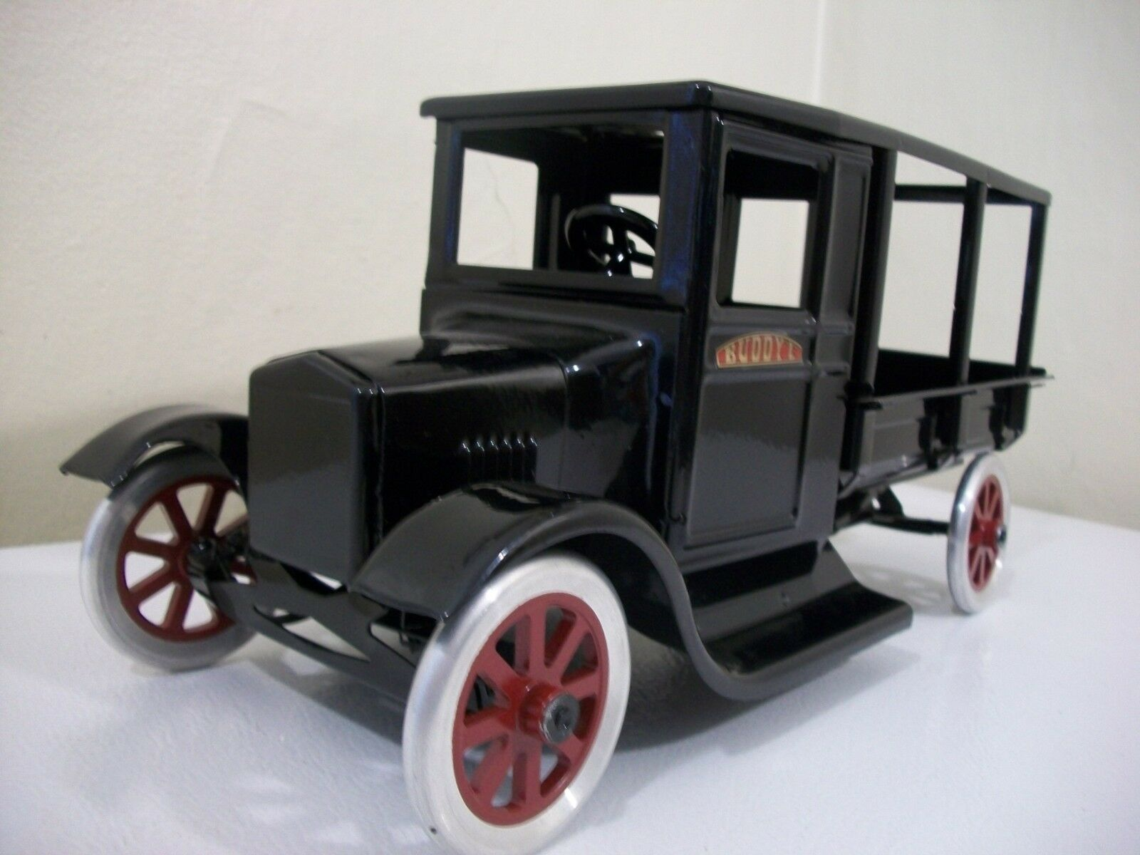Buddy L Flivver vender Camioneta Ford Modelo T T-Reproducción