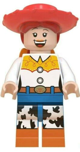 Toy Story Jessie Lego Minifigure Custom TRUSTED UK SELLER FAST DISPATCH