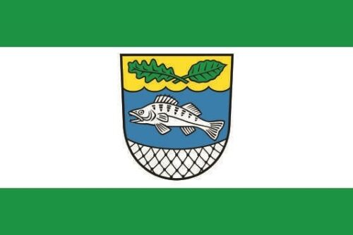 Fahne Schlepzig 80 x 120 cm Bootsflagge Premiumqualität