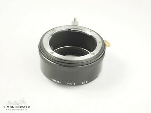 Nikon-PK-3-Pre-Ai-27-5mm-Extension-Tube