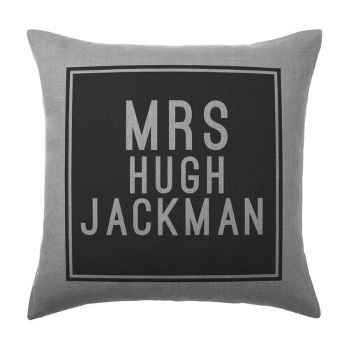 Hugh Jackman Almohada Cojín Funda Protectora-Poster Taza T Shirt Regalo