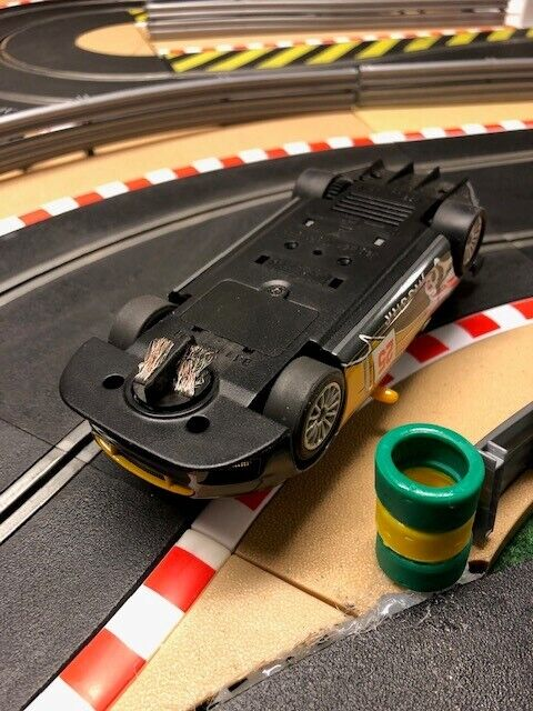 Racerbil, Scalextric Analog / Digital, skala 1/32