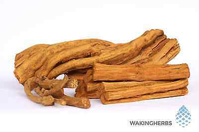 3 LB / 454 Gr Organic 50yr old Yellow Banisteriopsis Caapi Ayahuasca Vine LOGS!