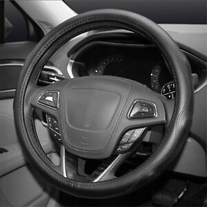 Band-New-Car-Steering-Wheel-Cover-Auto-Protection-38CM