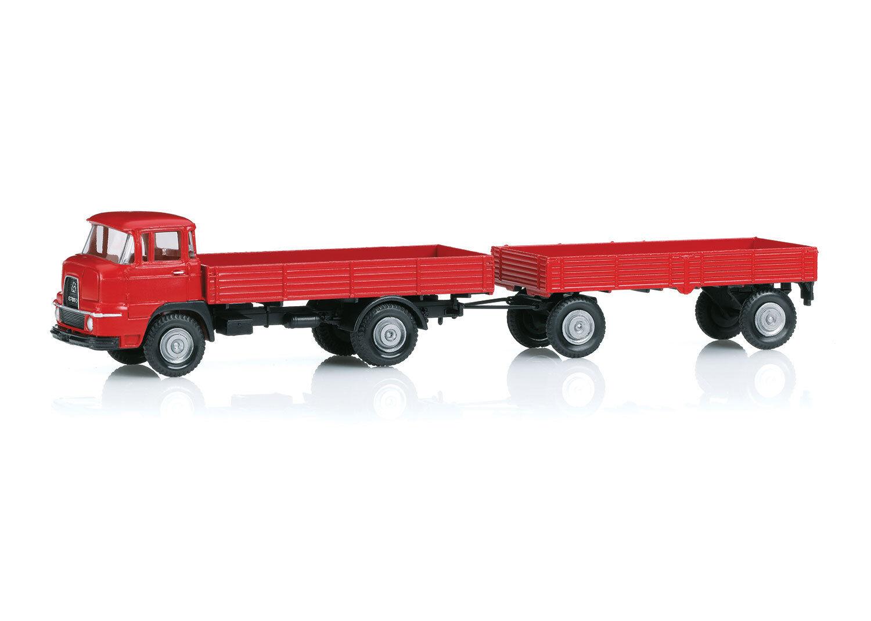 Märklin 18035 Camions Krupp avec avec avec remorque - Réplique avec Certificat  in   befce3