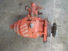 Case Vac Tractor Original Belt Pulley Drive Assembly With Hydraulic Pump Assembly