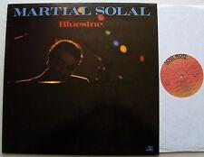 Martial SOLAL - Bluesine - ITALY LP SOUL NOTE SN 1060 (1983) EX+