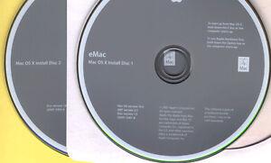 DéTerminé Apple Tiger 10.4 For Emac Rendre Les Choses Commodes Pour Le Peuple