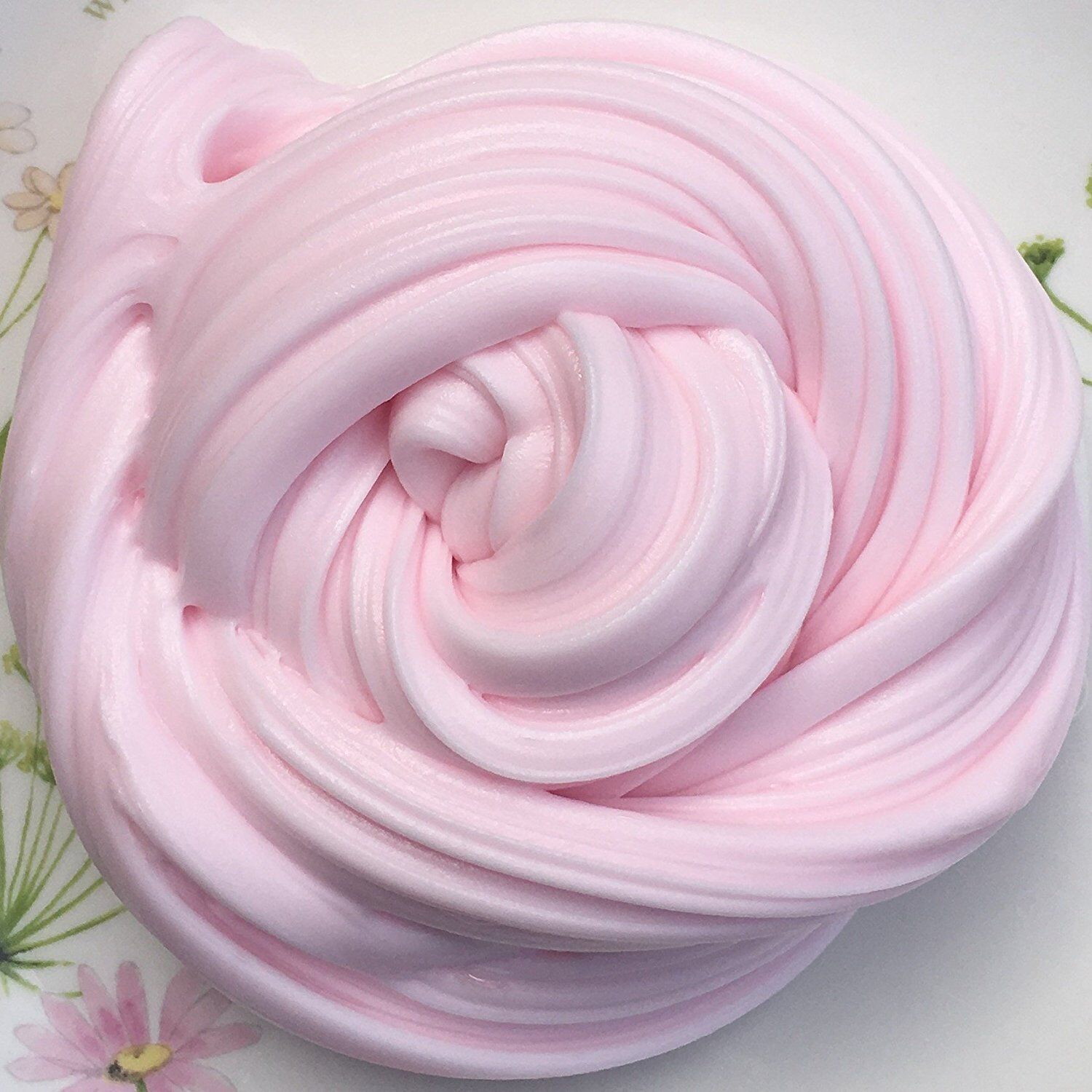 CANDYFLOSS Fluffy Floam Slime Clay Putty Scented 50g Stress Relax NO BORAX Toy