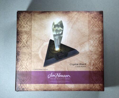 "The Dark Crystal Shard Replica 8.5/"" DEL de Skeksis Château Statue ThinkGeek Comme neuf BOX"