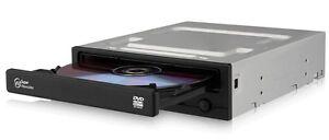 Lecteur-graveur-DVD-CD-interne-5-25-034-IDE-facade-NOIR-pour-ordinateur-de-bureau