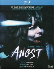 Angst Blu-Ray Cult Epics Gerald Kargl 1983 cult european horror uncut