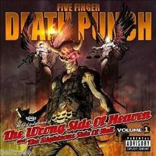 FIVE FINGER DEATH PUNCH / THE WRONG SIDE OF HEAVEN & THE RIGHTEOUS SIDE OF HELL