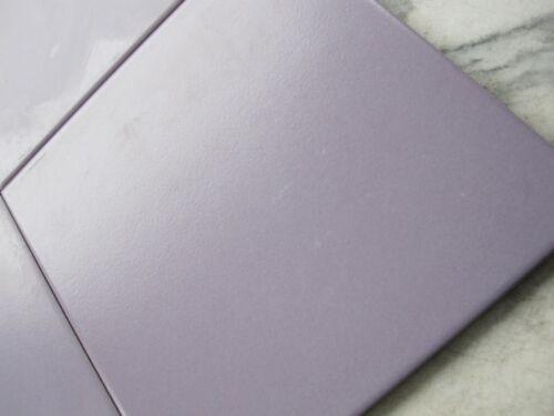 Boden  /& Wand Fliesen ca.20x20cm violett aus den 90er jahren