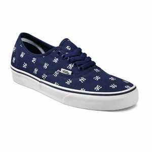 af9f4a734e3e39 Image is loading Vans-New-York-Yankees-authentic-MLB-Shoes-MLB-
