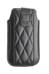 4-OK-UP-3Angle-Hulle-Tasche-Etui-Case-Schwarz-fur-HTC-Desire-HD2
