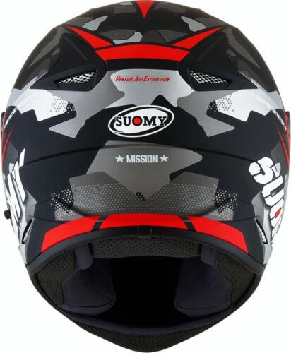 Casco integrale moto Suomy Stellar Race Squad gr