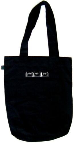 Control Alt Delete Tote Bag