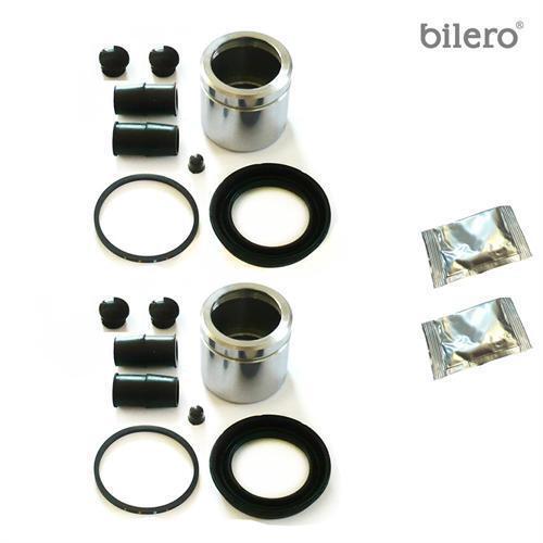 2x Kit de Réparation Étrier Frein Joints Piston devant 57 mm pour ATE Système