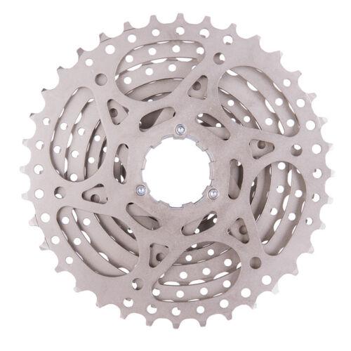 9 Speed  MTB Road Bike Freewheel Cassette Bicycle Flywheel 11-36T for Shimano