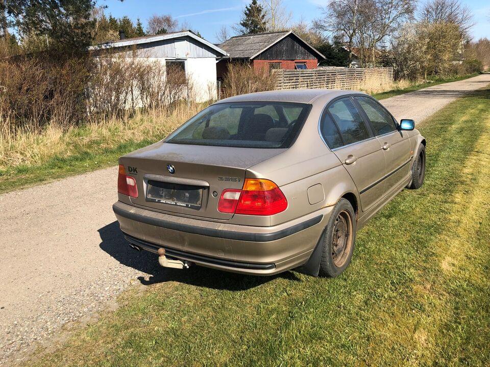 BMW 325i, 2,5, Benzin