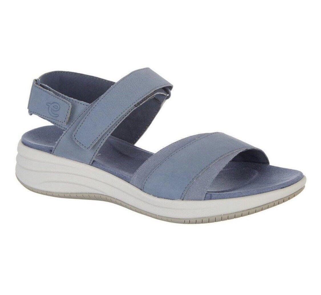 Authentic Easy Spirit donna Draco Light blu Sandals scarpe - Dimensione 8.5M - NIB