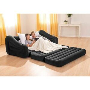 Pull Out Modern Sofa Bed Sleeper Couch