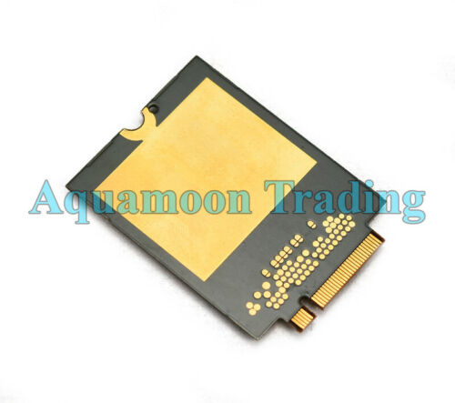 New Sierra Cellular Wireless AirPrime EM7355 DW5808e Qualcomm 4G LTE WWAN Module